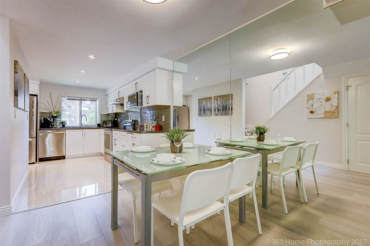 """Main Photo: 8143 LAVAL Place in Vancouver: Champlain Heights Townhouse for sale in """"Cartier Place"""" (Vancouver East)  : MLS®# R2188408"""