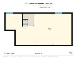 Photo 33: 317 South Point Green SW: Airdrie Detached for sale : MLS®# A1112953