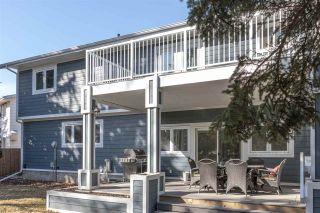 Photo 38: 6411 146 Street in Edmonton: Zone 14 House for sale : MLS®# E4236878
