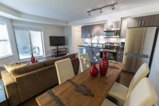 """Photo 1: 312 20219 54A Avenue in Langley: Langley City Condo for sale in """"Suede"""" : MLS®# R2202360"""