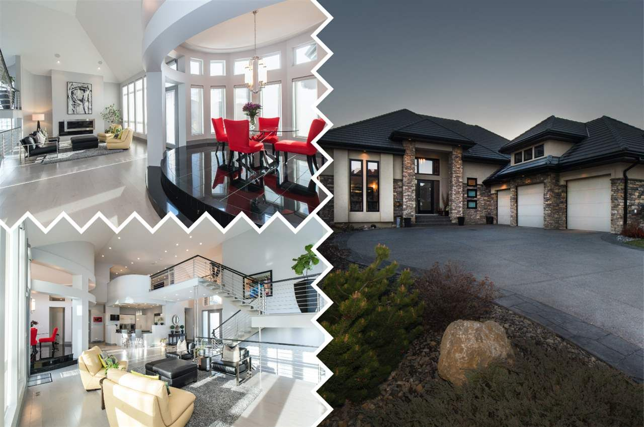 Main Photo: 4204 Westcliff Court in Edmonton: Zone 56 House for sale : MLS®# E4240287