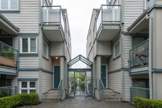 """Photo 1: 107 643 W 7TH Avenue in Vancouver: Fairview VW Condo for sale in """"COURTYARDS"""" (Vancouver West)  : MLS®# R2451739"""