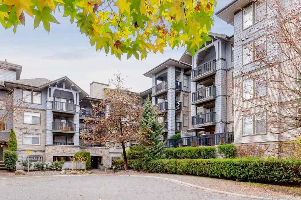 """Main Photo: 216 2988 SILVER SPRINGS Boulevard in Coquitlam: Westwood Plateau Condo for sale in """"Trillium"""" : MLS®# R2420930"""