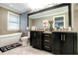 """Photo 12: 25 19095 MITCHELL Road in Pitt Meadows: Central Meadows Townhouse for sale in """"BROGDEN BROWN"""" : MLS®# V1122105"""