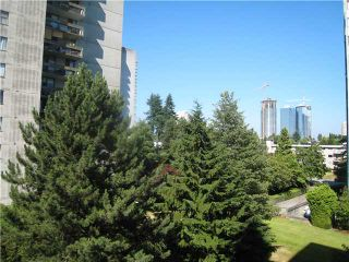 """Photo 2: 501 4105 IMPERIAL Street in Burnaby: Metrotown Condo for sale in """"SOHERSET HOUSE"""" (Burnaby South)  : MLS®# V1018721"""