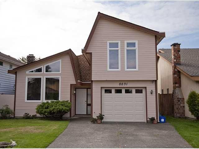 Main Photo:  in Richmond: Garden City House for sale : MLS®# V852424