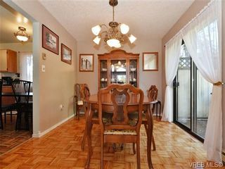 Photo 7: 1287 Lidgate Crt in VICTORIA: SW Strawberry Vale House for sale (Saanich West)  : MLS®# 740676