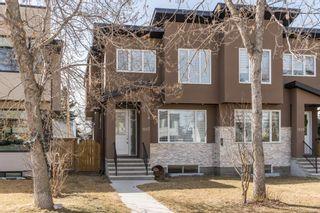 Photo 37: 1117 Russet Road NE in Calgary: Renfrew Semi Detached for sale : MLS®# A1089677