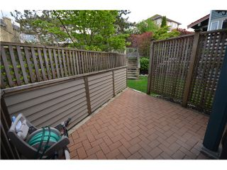 """Photo 9: 18 910 FORT FRASER RISE in Port Coquitlam: Citadel PQ Townhouse for sale in """"SIENNA RIDGE"""" : MLS®# V1007711"""