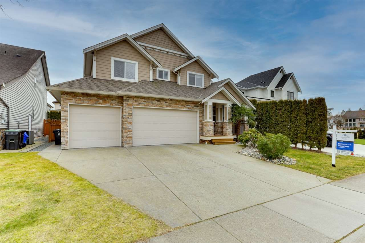 Main Photo: 21018 83A Avenue in Langley: Willoughby Heights House for sale : MLS®# R2538065
