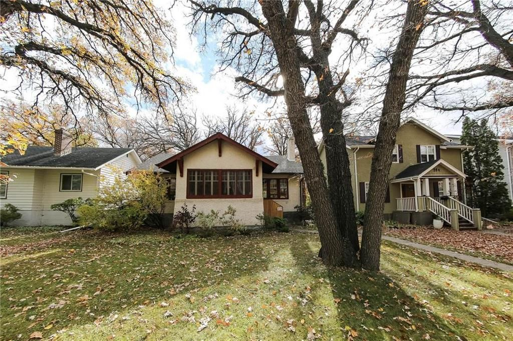 Main Photo: 270 Balfour Avenue in Winnipeg: Riverview Residential for sale (1A)  : MLS®# 202025431
