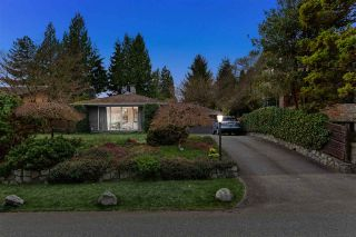 Main Photo: 1385 19TH Street in West Vancouver: Ambleside House for sale : MLS®# R2560319