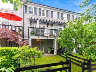 """Photo 12: 50 11067 BARNSTON VIEW Road in Pitt Meadows: South Meadows Townhouse for sale in """"COHO"""" : MLS®# R2472923"""