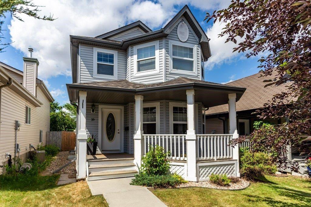 Main Photo: 16 SUMMERTON Street: Sherwood Park House for sale : MLS®# E4253228