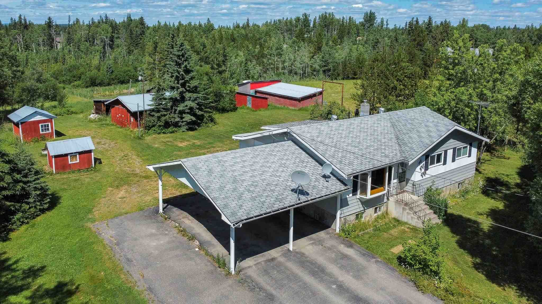 Main Photo: 12775 HILLCREST Drive in Prince George: Beaverley House for sale (PG Rural West (Zone 77))  : MLS®# R2602955