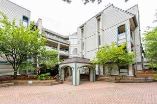 "Photo 1: 418 2915 GLEN Drive in Coquitlam: North Coquitlam Condo for sale in ""Glenborough"" : MLS®# R2289073"