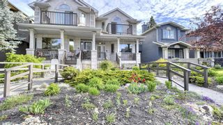 Main Photo: 2032 1 Avenue NW in Calgary: West Hillhurst Semi Detached for sale : MLS®# A1114841