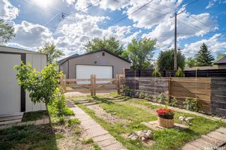 Photo 44: 1029 O Avenue South in Saskatoon: King George Residential for sale : MLS®# SK858925