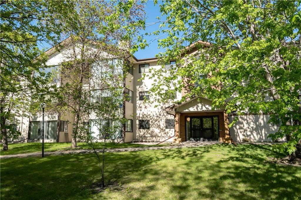 Photo 1: Photos: 312 693 St Anne's Road in Winnipeg: River Park South Condominium for sale (2E)  : MLS®# 202112087