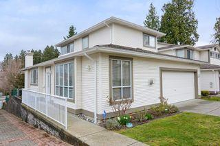 "Photo 1: 57 20881 87 Avenue in Langley: Walnut Grove Townhouse for sale in ""Kew Gardens"" : MLS®# R2252108"