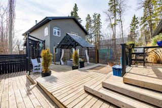 Photo 34: 857 West Cove Drive: Rural Lac Ste. Anne County House for sale : MLS®# E4241685
