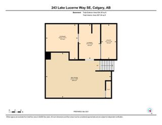 Photo 37: 243 Lake Lucerne Way SE in Calgary: Lake Bonavista Detached for sale : MLS®# A1049420
