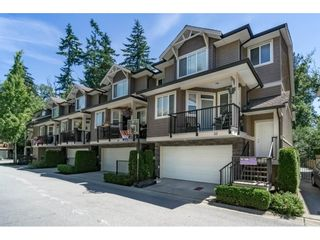 """Photo 1: 55 11720 COTTONWOOD Drive in Maple Ridge: Cottonwood MR Townhouse for sale in """"COTTONWOOD GREEN"""" : MLS®# R2184980"""
