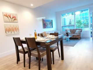 """Photo 6: TH2 6900 PEARSON Way in Richmond: Brighouse Townhouse for sale in """"River Park Place"""" : MLS®# R2579697"""