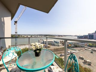 """Photo 12: 910 14 BEGBIE Street in New Westminster: Quay Condo for sale in """"INTERURBAN"""" : MLS®# R2605059"""