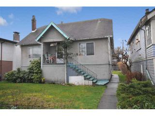 Photo 1: 630 E 19 Avenue in vancouver: Fraser VE House for sale (Vancouver East)  : MLS®# MLS# V935623