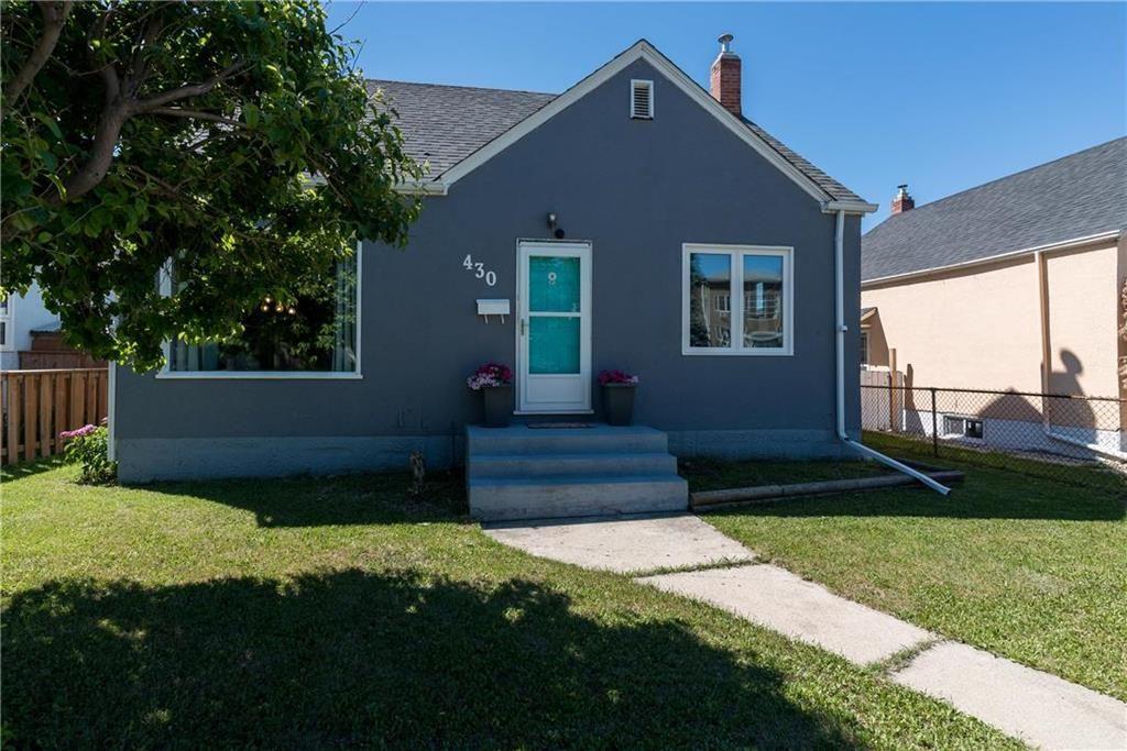 Main Photo: 430 Marion Street in Winnipeg: St Boniface Residential for sale (2A)  : MLS®# 202113557