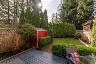 "Photo 24: 121 3455 WRIGHT Street in Abbotsford: Abbotsford East Townhouse for sale in ""Laburnum Mews"" : MLS®# R2544145"