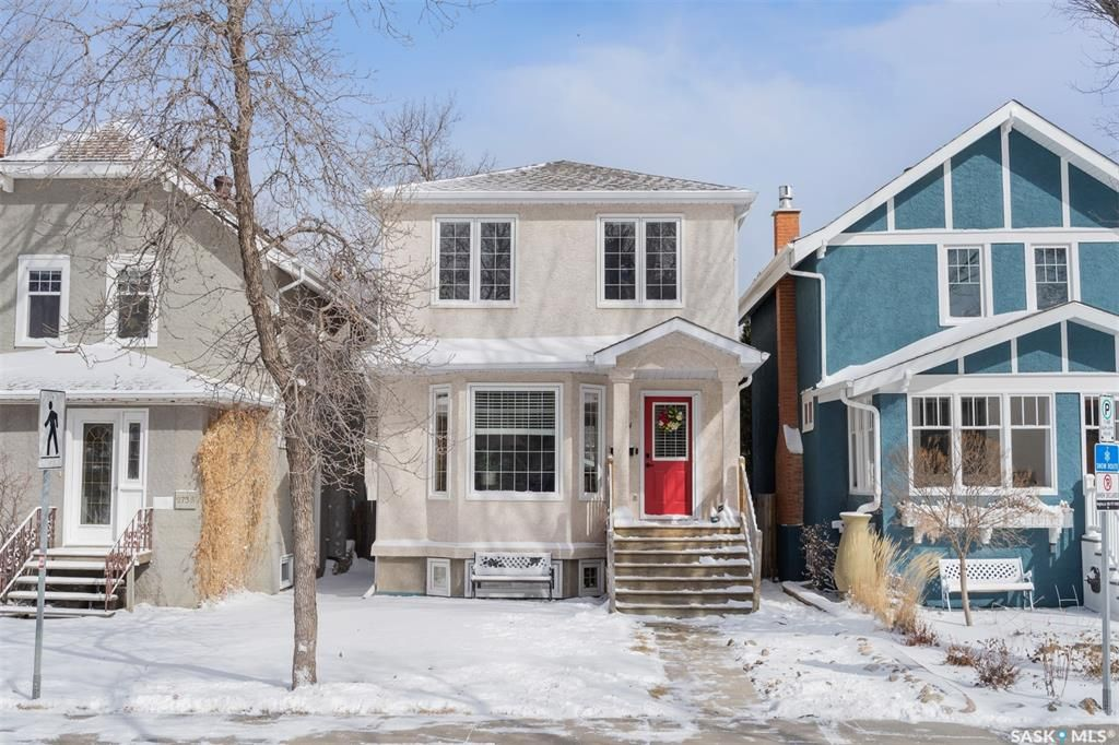 Main Photo: 2734 Victoria Avenue in Regina: Cathedral RG Residential for sale : MLS®# SK847480