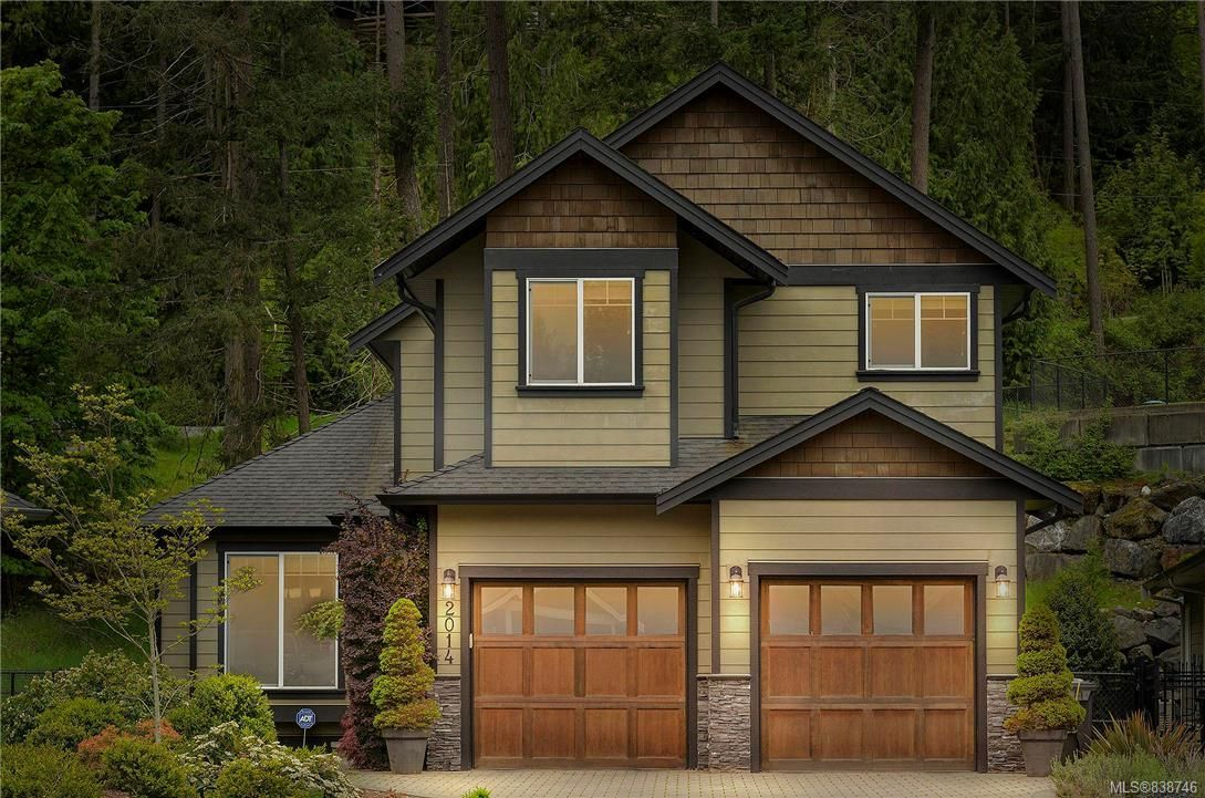 Main Photo: 2014 Hawkins Pl in Highlands: Hi Bear Mountain House for sale : MLS®# 838746