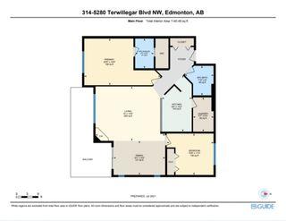 Photo 2: 314 5280 TERWILLEGAR Boulevard in Edmonton: Zone 14 Condo for sale : MLS®# E4256856