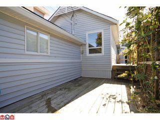 Photo 8: 15506 VICTORIA Avenue: White Rock House for sale (South Surrey White Rock)  : MLS®# F1025203