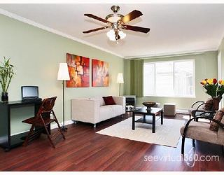 "Photo 3: 106 1006 CORNWALL Street in New_Westminster: Uptown NW Condo for sale in ""Cornwall Terrace"" (New Westminster)  : MLS®# V693241"