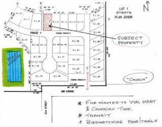"""Photo 2: LOT 5 ASH Avenue in Quesnel: Red Bluff/Dragon Lake Land for sale in """"ASHLAND MEADOWS"""" (Quesnel (Zone 28))  : MLS®# N190470"""