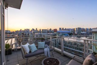 "Photo 29: 1101 1661 ONTARIO Street in Vancouver: False Creek Condo for sale in ""SAILS"" (Vancouver West)  : MLS®# R2559779"