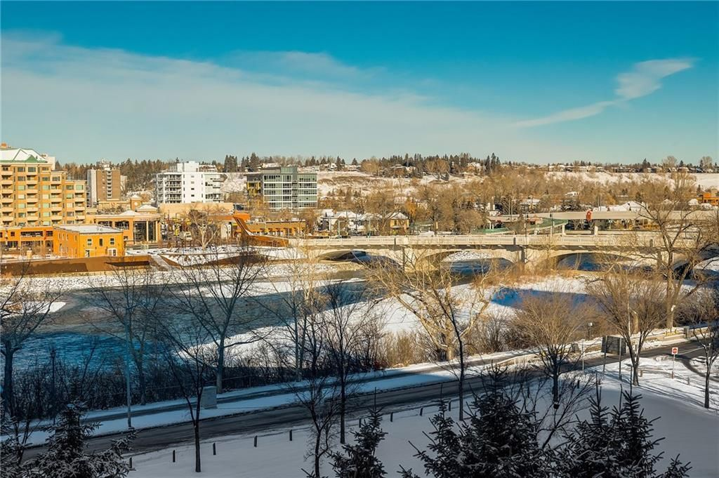 Main Photo: 602 1108 6 Avenue SW in Calgary: Downtown West End Apartment for sale : MLS®# C4219040