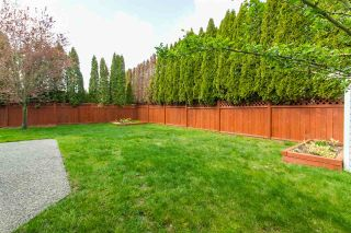 Photo 20: 35443 LETHBRIDGE DRIVE in Abbotsford: Abbotsford East House for sale : MLS®# R2053363