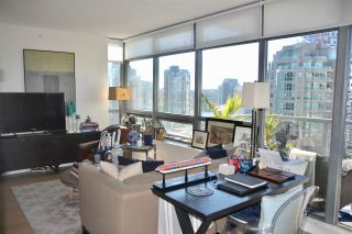 """Photo 3: 1508 1308 HORNBY Street in Vancouver: Downtown VW Condo for sale in """"SALT"""" (Vancouver West)  : MLS®# R2310699"""