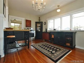 Photo 6: 345 LINDEN Ave in VICTORIA: Vi Fairfield West House for sale (Victoria)  : MLS®# 735323