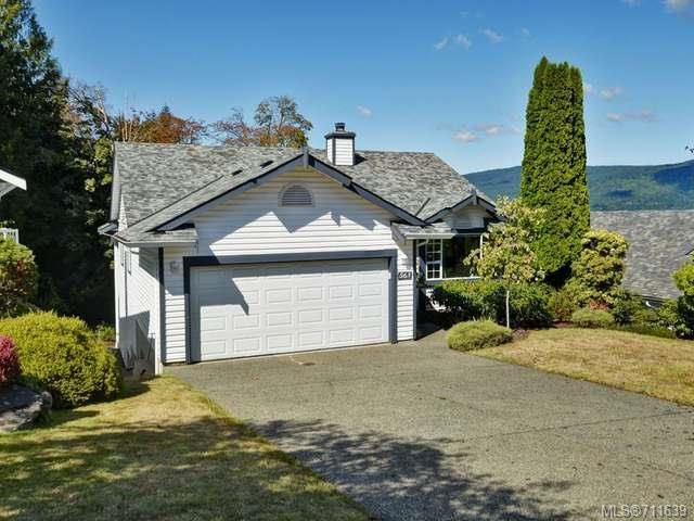 Main Photo: 563 Marine View in COBBLE HILL: ML Cobble Hill House for sale (Malahat & Area)  : MLS®# 711639