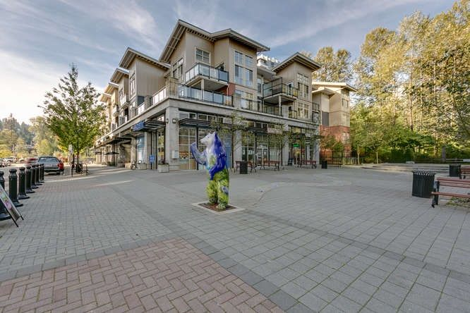 Main Photo: 401 101 MORRISSEY ROAD in PORT MOODY: Port Moody Centre Condo for sale (Port Moody)  : MLS®# R2006719