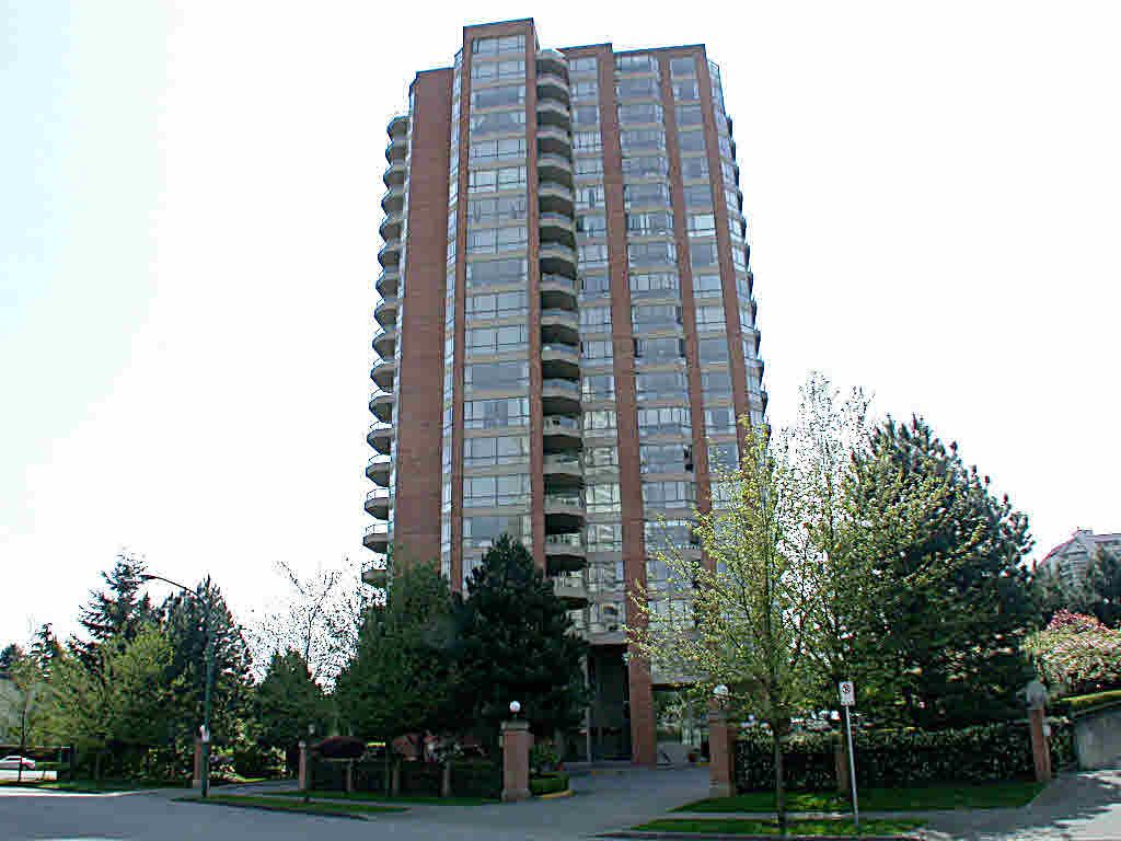 Main Photo: 2102 4350 BERESFORD STREET in Burnaby South: Metrotown Condo for sale ()  : MLS®# V534717