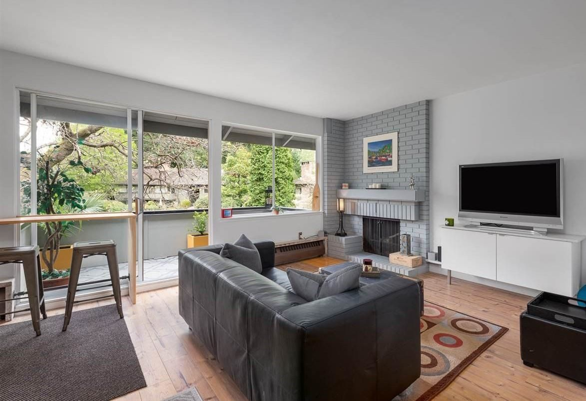 "Main Photo: 411 235 KEITH Road in West Vancouver: Cedardale Condo for sale in ""Spuraway Gardens"" : MLS®# R2605405"