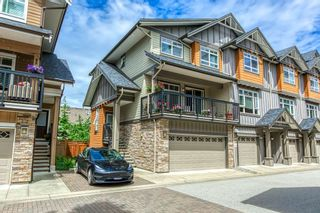"""Photo 1: 120 2979 156 Street in Surrey: Grandview Surrey Townhouse for sale in """"Enclave"""" (South Surrey White Rock)  : MLS®# R2467756"""