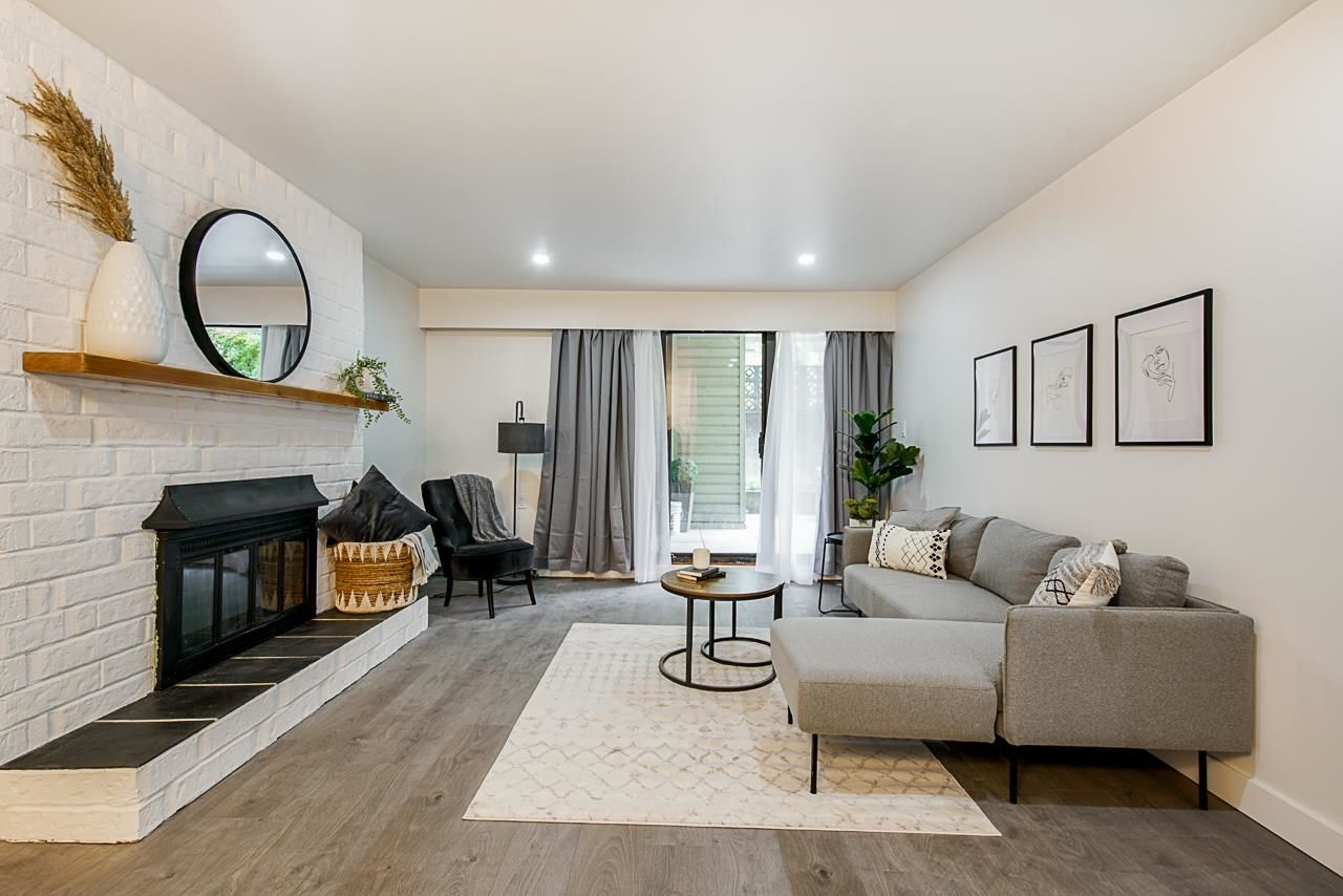 """Main Photo: 106 327 NINTH Street in New Westminster: Uptown NW Condo for sale in """"Kennedy Manor"""" : MLS®# R2621900"""