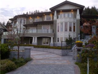 Photo 1: 2311 DUNLEWEY Place in West Vancouver: Whitby Estates House for sale : MLS®# V1004668